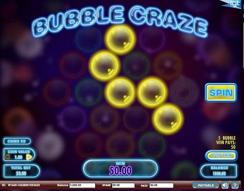 online casino mit bonus bubbles spielen