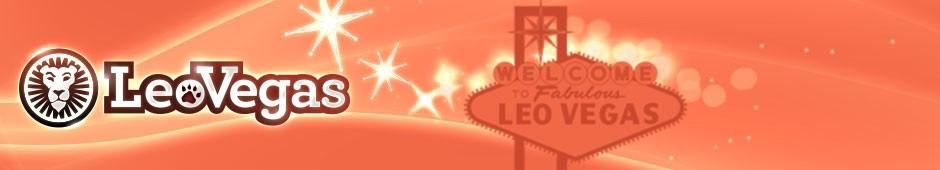 Leo Vegas Online Casino bonus
