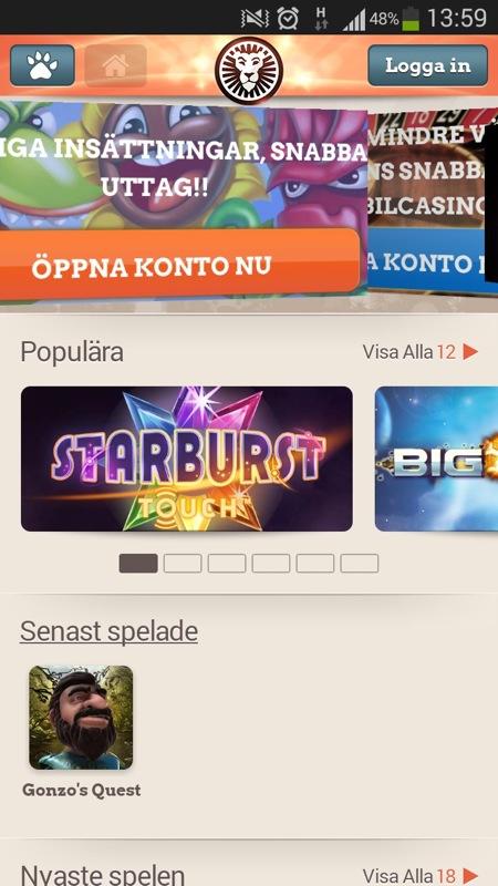 vegas casino online support